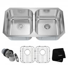 Double Bowl Kitchen Sinks Undermount Kitchen Sinks Stainless