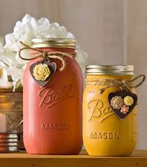 Ball Jar Decorations Stunning DIY Project Idea Vintage Inspired Ball Jars Another Great Mason