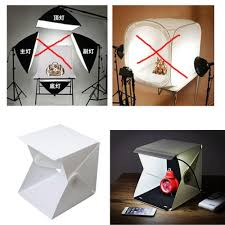soft box mini studio photo photography lighting tent kit mini backdrop box s sizeo to studio led light photo light tent kit photography light tent