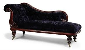 victorian chaise lounge. A VICTORIAN MAHOGANY CHAISE LOUNGE | MID-19TH Century Victorian Chaise Lounge