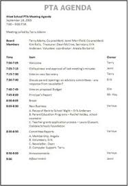11 Best Agenda Templates Images Meeting Agenda Template Letter
