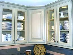 kitchen wall cabinets with glass doors ikea cab