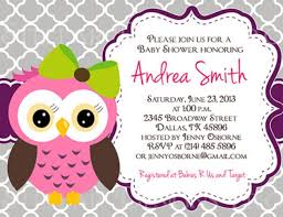 Free Invitation Template Downloads Cool Free Owl Baby Shower Invitation Template Collegeroomies