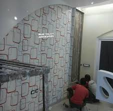 Small Picture INTERIOR WALLPAPER AND 3D WALLPANEL Family Nigeria