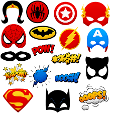 Superhero Logo Superheros Wonder · Free image on Pixabay