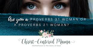 Bible Quotes About Women Stunning Are You A Proverbs 48 Woman ChristCentered Mama