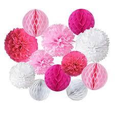 Paper Ball Decorations Amazon