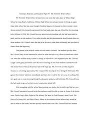 north country essay north country was based on a true story that  6 pages the dom writers diary essay