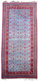 Silk Yarkand, 19th C (1st Q)