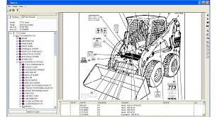 bobcat 741 wiring diagram bobcat spare parts 2004