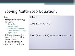 3 solving multi step