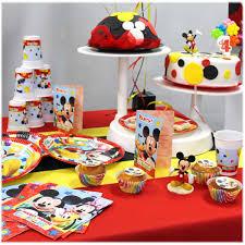 Assiettes en carton Mickey x8