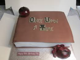 ce Upon A Time Book CakeCentral