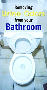 urine smell in bathroom. get rid of urine smell in bathroom best way to