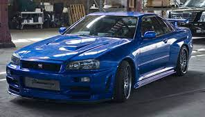 Nissan Skyline Gtr R34 Fast And Furious Awesome Https Www Mobmasker Com Nissan Skyline Gtr R34 Fast And Furious Awesom Nissan Skyline Gtr R34 Skyline Gtr R34