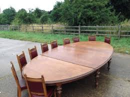 antique oval oak dining table and chairs. medium image for oak veneer oval coffee table antique dining and chairs large .