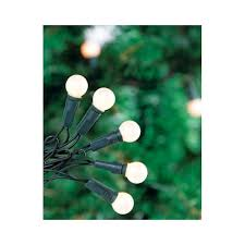GE 65 Ft Brown Winter Berry Branch Tree With C4 Color Choice LED White Berry Christmas Tree Lights