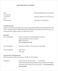 Accounting Student Resume Accounting Student Resume Template ...