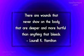 Hurtful Quotes Magnificent 48 Laurell K Hamilton Quotes Images Pictures CoolNSmart