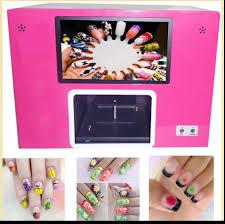 Digital Nail Art Printer For Art Galleries In Digital Nail Art ...