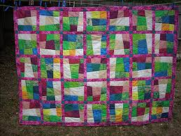 Crazy nine patch quilt for single bed | Patch quilt & Crazy nine patch quilt for single bed Adamdwight.com