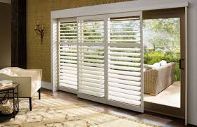 modern interior design medium size sliding blinds for french doors patio window treatments door glass panel