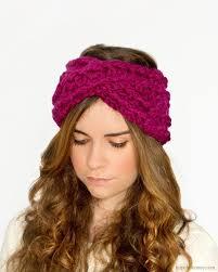 Crochet Patterns For Headbands Custom More About Crochet Headband Patterns Thefashiontamer