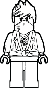 Kai Coloring Pages Last Updated Ninjago Kai Coloring Pages