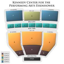 Kennedy Center Opera House Seating Chart Hamilton Kennedy Center Eisenhower Theater Concert Tickets