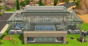 glass walls featuring creations for