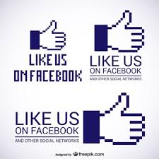 Like Us On Facebook Vector Like Us Facebook Logo Vectors Photos And Psd Files Free Download