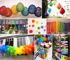 diy birthday party decor ideas image source srilaktv com