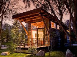 Simple Wishbone Tiny Home On Wheels ...