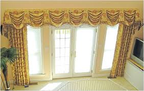 Living Room Curtains And Valances Valance Curtain Designs