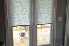 Lowes Vertical Blinds Roll Up Shades For Sliding Glass Doors Door ...
