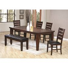 Rectangle Dining Room Tables Coaster Furniture 101881 Imperial Rectangular Dining Table In Oak