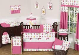 best owl baby nursery bedding