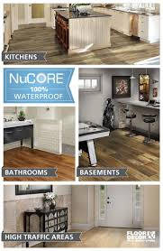 Wow Them With Our Floor U0026 Decor Exclusive NuCore 100 Waterproof Kitchen And Floor Decor