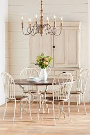 french inspired dining table. primitive peacock chair dining french inspired table r