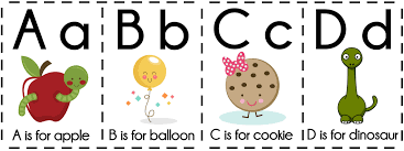 Free Alphabet Flash Cards 8 Free Printable Educational Alphabet Flashcards For Kids