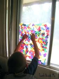 window craft rainbow stained glass window craft window crafters ltd