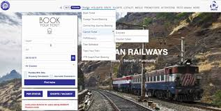 Train Ticket Cancellation After Chart Preparation Irctc Ticket Cancellation Procedure Irctc Help