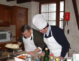 Cooking Course Near Cognac French Cuisine Training In A Luxury