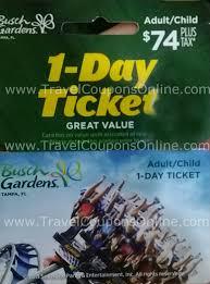 busch gardens promo codes. Perfect Gardens Busch Gardens 2014 Promo Code Inside Codes A