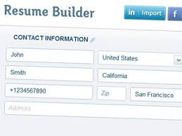 top 5 free resume builder sites what are some free resume builder sites