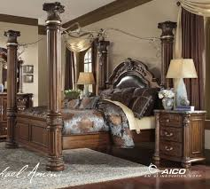 Perfect King Bedroom Furniture Sets Sale Of Great California Bed On Design Ideas  Awesome Aico Monte Carlo Ii 7 Piece Poster Also With A Antique White