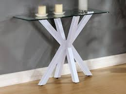 entrance console table furniture. Console Table Furniture Small Narrow Best Modern Contemporary With Rectangle Glass Top And White Entrance R