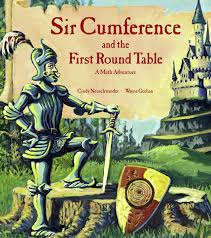 sir ference and the first round table a math adventure cindy neuschwander wayne geehan 9781570911521 com books