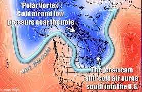Image result for polar vortex 2019