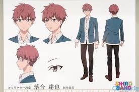 anime character design sheet. Wonderful Anime SHIROBAKO Character Model Sheets On Anime Design Sheet R